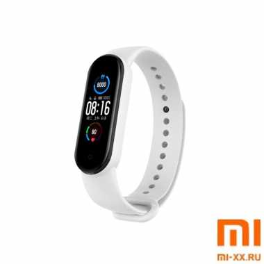 Ремешок Xiaomi Mi Band 5 (White)