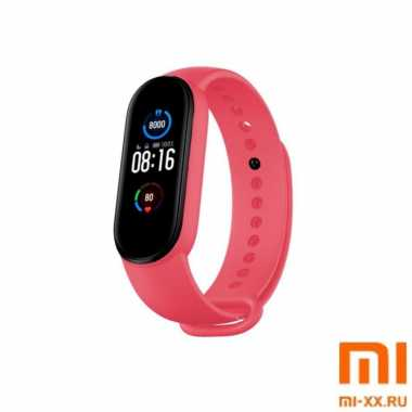Ремешок Xiaomi Mi Band 5 (Pink)