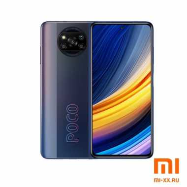 POCO X3 Pro (6Gb/128Gb) Phantom Black