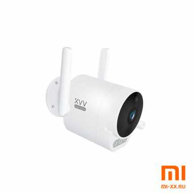IP-камера Xiaomi Xiaovv Outdoor Camera Pro XVV-6120G-B10 (White)