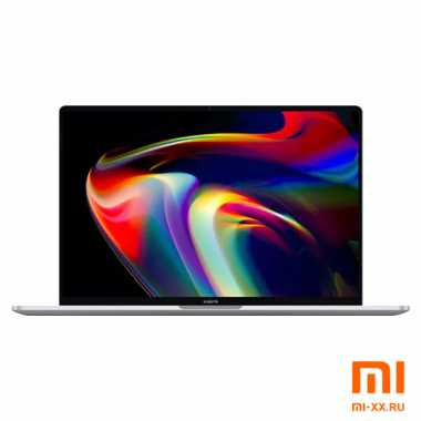 Ноутбук Xiaomi Mi Notebook Pro 14 (i7-11370H; GeForce MX450 2 Gb DDR5; 16 Gb; 512 Gb; Silver)