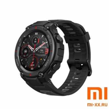 Умные часы Amazfit T-Rex Pro (Meteorite Black)