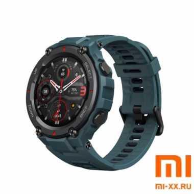 Умные часы Amazfit T-Rex Pro (Steel Blue)