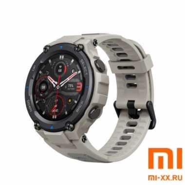 Умные часы Amazfit T-Rex Pro (Desert Grey)