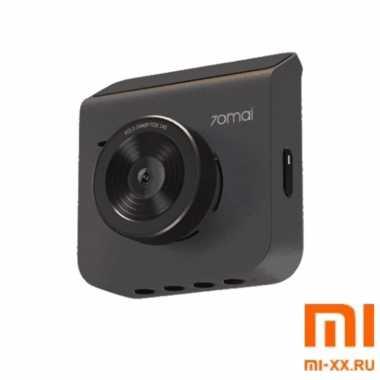Видеорегистратор Xiaomi 70Mai Dash Cam A400 2K (Black)