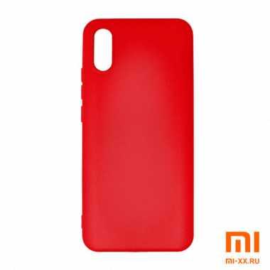 Чехол бампер Borasco для Redmi 9A (Red)
