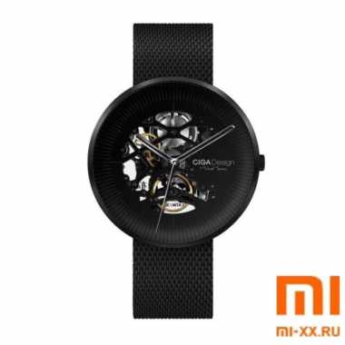 Часы Xiaomi CIGA Design Mechanical Watch Jia My Series (Black)