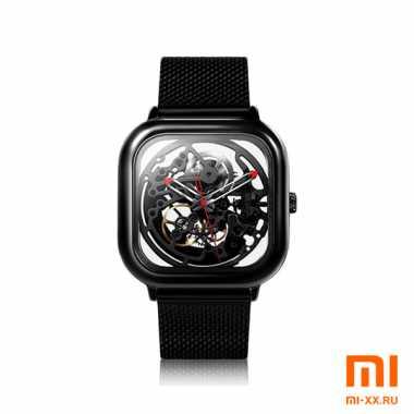 Часы Xiaomi CIGA Design Anti-Seismic Mechanical Watch Wristwatch (Black)