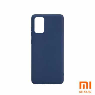 Чехол бампер Rock для Xiaomi POCO M3 (Blue)