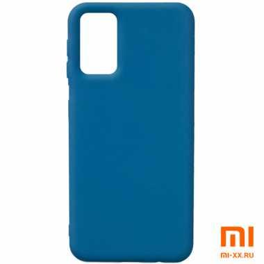 Чехол бампер Rock для Redmi Note 10 Pro (Blue)