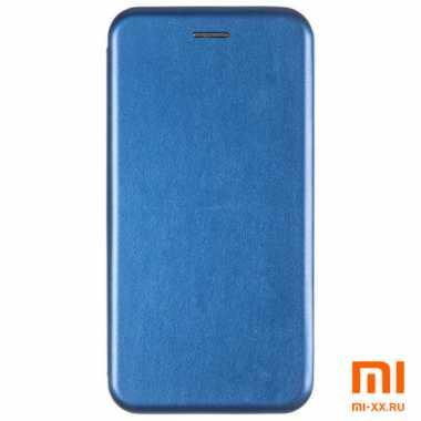 Чехол книжка для Redmi Note 9 (Blue)
