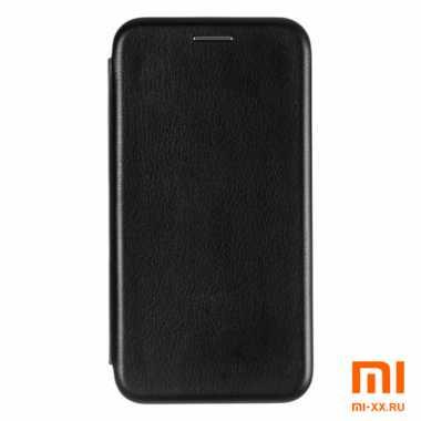 Чехол книжка для Redmi Note 9 (Black)