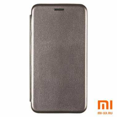 Чехол книжка для Redmi Note 9S/ Redmi Note 9 Pro (Grey)