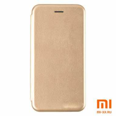 Чехол книжка для Redmi Note 9S/ Redmi Note 9 Pro (Gold)