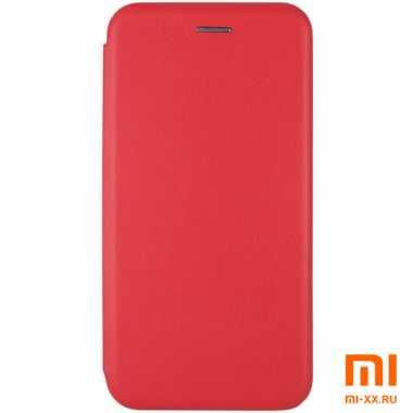 Чехол книжка для Redmi Note 9S/ Redmi Note 9 Pro (Red)