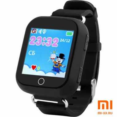 Детские смарт часы Smart Baby Watch Q100 GW200S (Black)