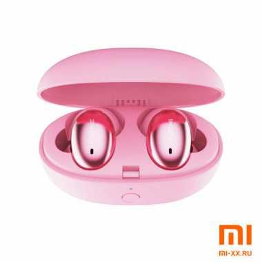 Беспроводные наушники 1MORE Stylish True Wireless In-Ear Headphones E1026BT (Pink)