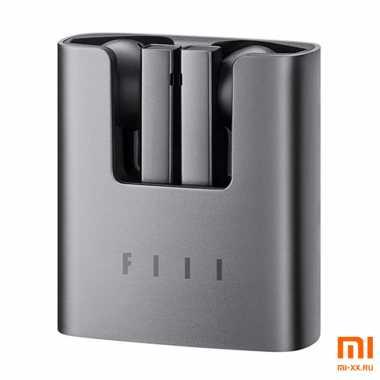 Беспроводные наушники FIIL CC 2 True Wireless Bluetooth Headset (Gray)