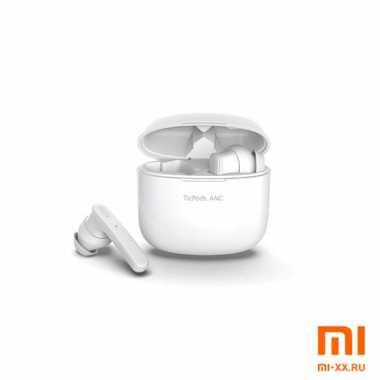 Беспроводные наушники Xiaomi Mobvoi Ticpods ANC True Wireless Earbuds (White)