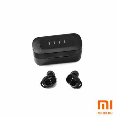 Беспроводные наушники FIIL T1X True Wireless Bluetooth Headset (Black)