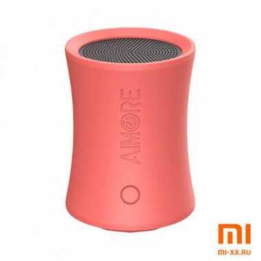 Bluetooth колонка Aimore Mini Bluetooth Speaker (Pink)
