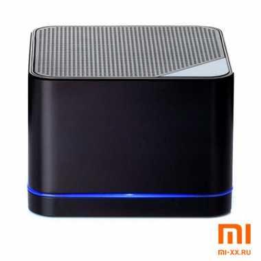 Портативная колонка Xiaomi Mi Small Steel Guns Bluetooth Speakers (Black)