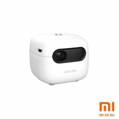 Портативный проектор Xiaomi Wanbo Mini Smart Projector Q6A (White)