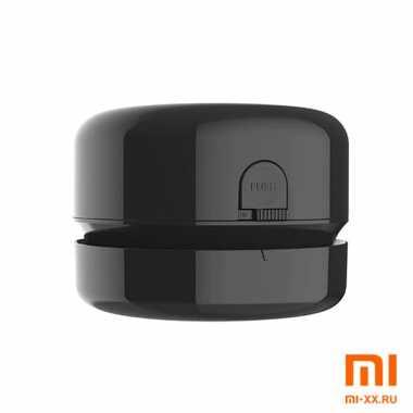 Мини-пылесос для рабочего стола Xiaomi Nusign NSYP198 Dekstop Cleaner (Black)