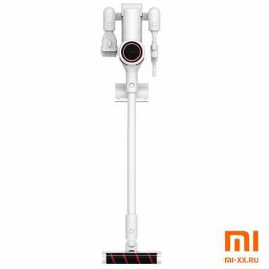 Беспроводной пылесос Xiaomi Dreame V10 Plus Vacuum Cleaner VFW5 (White)