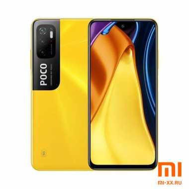 POCO M3 Pro 5G (6Gb/128Gb) POCO Yellow