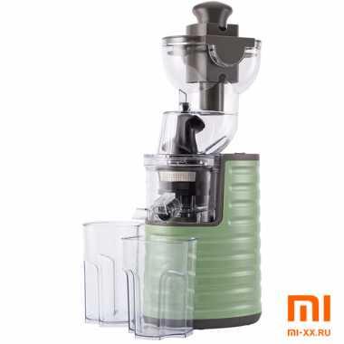 Соковыжималка BUD JE-32 LargeCaliber Juice Machine (Green)