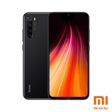 Redmi Note 8 2021 (4Gb/64Gb) Space Black
