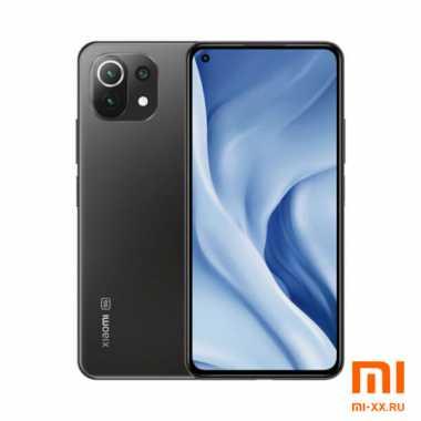 Mi 11 Lite 5G (8Gb/128Gb) Truffle Black