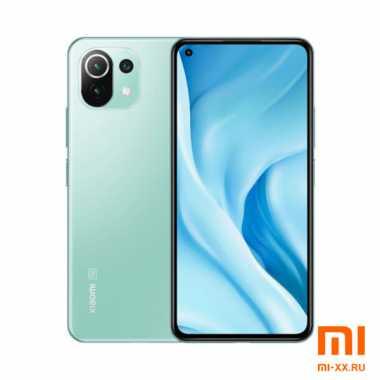 Mi 11 Lite 5G (8Gb/128Gb) Mint Green