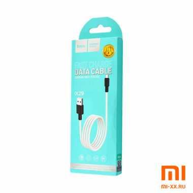 Кабель HOCO X29 Micro-USB 1м (White)