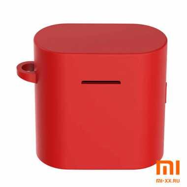 Силиконовый чехол для наушников Xiaomi FiiL CC (Red)
