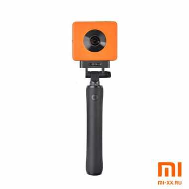 Селфи-палка для экшн-камеры Xiaomi Mijia 360° Panoramic Camera XMZPG03YM (Black)
