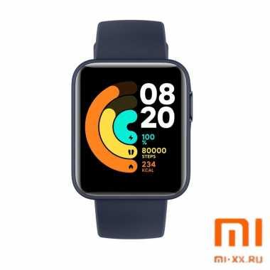 Умные часы Xiaomi Mi Watch Lite (Blue)