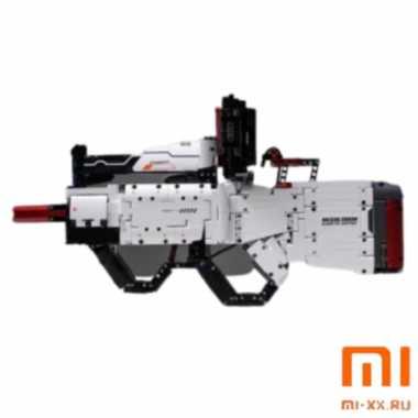 Пистолет-конструктор Xiaomi Onebot Building Block AR Gun Shardtooth OBJBQ63AIQI (White)