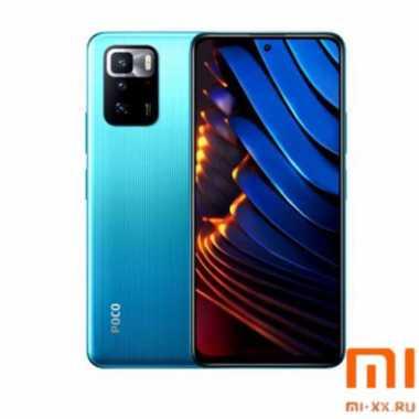 POCO X3 GT (8Gb/128Gb) Wave Blue