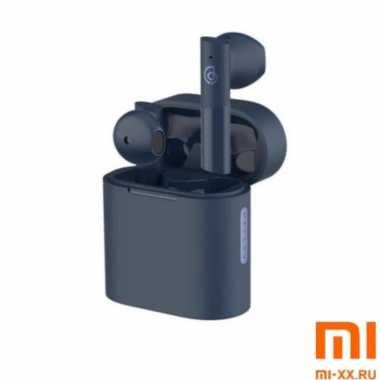 Беспроводные наушники Haylou MoriPods True Wireless Bluetooth Headset (Blue)