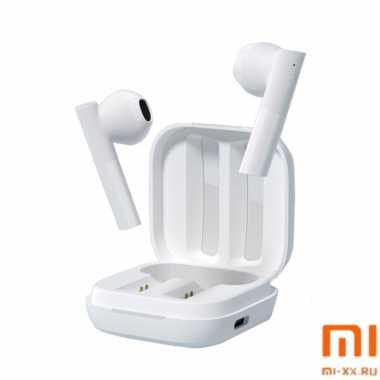 Беспроводные наушники Haylou GT6 True Wireless Bluetooth Headset (White)