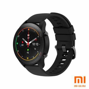 Умные часы Xiaomi Mi Watch (Black)