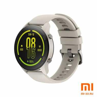 Умные часы Xiaomi Mi Watch (White)