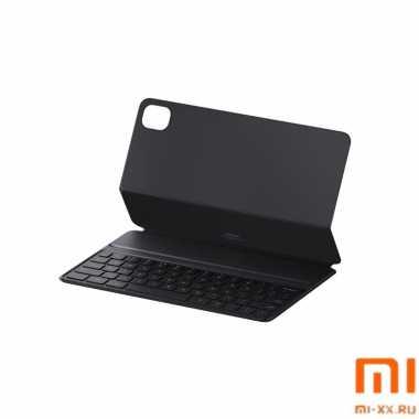 Чехол-книжка c клавиатурой Mi Pad Keyboard Case (Black)