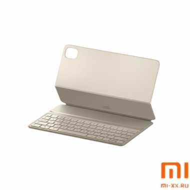 Чехол-книжка c клавиатурой Mi Pad Keyboard Case (Gold)