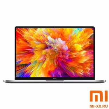Ноутбук RedmiBook Pro 14 (i5-11320H; GeForce MX450 2 Gb GDDR5; 16 Gb; 512 Gb SSD PCI-e; Gray)