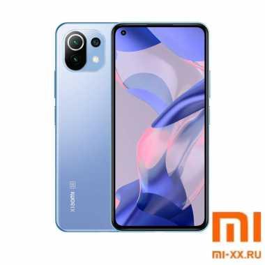 Смартфон Xiaomi 11 Lite 5G NE (8Gb/128Gb) Bubblegum Blue