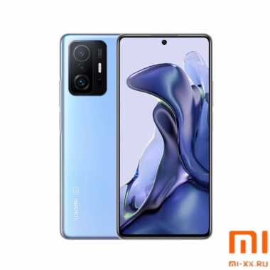 Смартфон Xiaomi 11T 8Gb/256Gb (Celestial Blue)