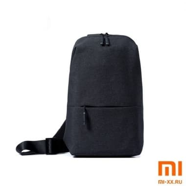 Рюкзак Xiaomi City Sling Bag (Black)
